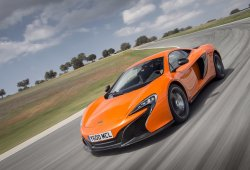 McLaren confirma la segunda generación de la gama Super Series y otras novedades