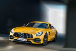 Nuevo Mercedes AMG GT C Coupé y restyling para la gama AMG GT en Detroit