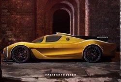 Mercedes-AMG Project ONE: anticipando el aspecto de esta bestia con más de 1.000 CV