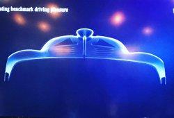Mercedes-AMG R50: Desvelada la primera imagen del deportivo con motor de F1