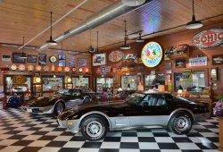 Cierra el Museo Bob McDorman y su increíble colección de Corvettes sale a subasta