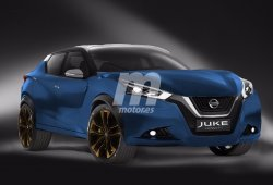 Nissan Juke 2020: primeras pinceladas de la segunda generación