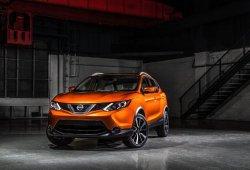 Nissan Rogue Sport 2017: El Qashqai europeo llega a América