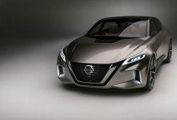 Nissan Vmotion 2.0 Concept, Nissan nos adelanta cómo será su berlina del futuro
