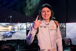 Bono Huis gana la Fórmula E Las Vegas eRace