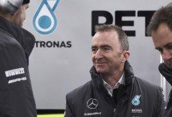 Mercedes confirma que Paddy Lowe abandona el equipo