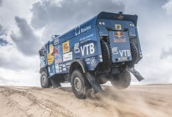 Perú oposita a acoger la salida del Dakar 2018