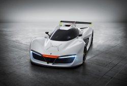 El Pininfarina H2 Speed estará expuesto en el primer Salón SIAM de Mónaco