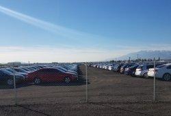 El purgatorio del Dieselgate: Donde Volkswagen almacena los TDI recomprados