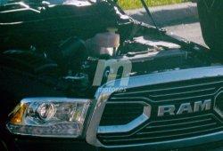 RAM 1500 2018: El pick-up de FCA estrenará motor de 4 cilindros