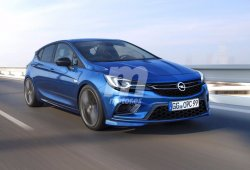 Opel Astra OPC: Así podría verse la nueva versión deportiva