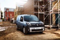 Renault Kangoo Z.E. y Master Z.E.: Los nuevos comerciales eléctricos franceses