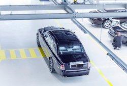 El último Rolls-Royce Phantom VII ya ha salido de la factoría