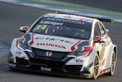 Ryo Michigami, nuevo piloto oficial de Honda en el WTCC