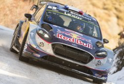 Sébastien Ogier gana el Rally de Montecarlo con M-Sport