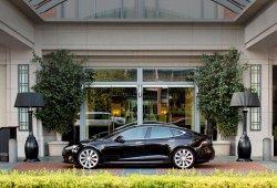El programa de Carga en Destino de Tesla supera los 75 puntos en España