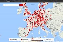 Tesla anuncia las tarifas de recarga en España: 0,24 €/kWh