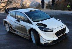 Arrancan los test previos de cara al Rally de Montecarlo