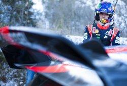 Thierry Neuville es más líder del Rally de Montecarlo