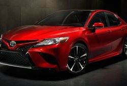 Toyota Camry 2018: La nueva generación es mucho más agresiva y premium