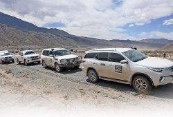 Toyota Five Continents Drive: Recorrer el planeta en un test de carretera