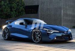 El Toyota Supra conceptual será presentado en octubre