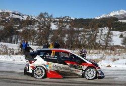La FIA obliga a pasar por el taller al Toyota Yaris WRC