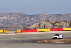 Tres días de test del Honda Civic WTCC en MotorLand