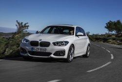Alemania - Diciembre 2016: El BMW Serie 1 es la gran sorpresa
