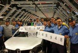 Argentina - Diciembre 2016: El Renault Clio se va por la puerta grande