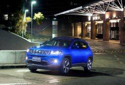 Brasil - Diciembre 2016: El nuevo Jeep Compass apunta alto