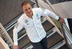 [Vídeo] Bottas ya trabaja en la factoría de Mercedes