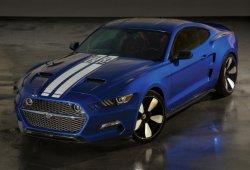 VLF Rocket V8: El Mustang de carbono y 735 CV de Fisker reaparece