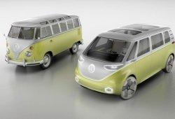 Volkswagen I.D. Buzz Concept: Un guiño a la clásica Kombi en este prototipo eléctrico y autónomo