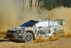 El Volkswagen Polo R WRC 2017 no recibe el visto bueno