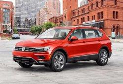 El Volkswagen Tiguan de 7 plazas debuta en Detroit, aunque sin el apellido Allspace