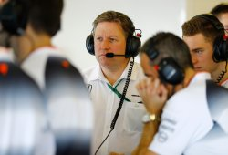 """Brown, optimista con el McLaren de 2017: """"Honda está consiguiendo potencia"""""""
