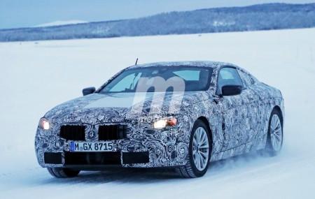 Sigue el desarrollo del sucesor del BMW Serie 6: te traemos nuevas fotos espía
