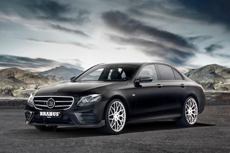 El nuevo Mercedes Clase E ya dispone del «maquillaje» de Brabus