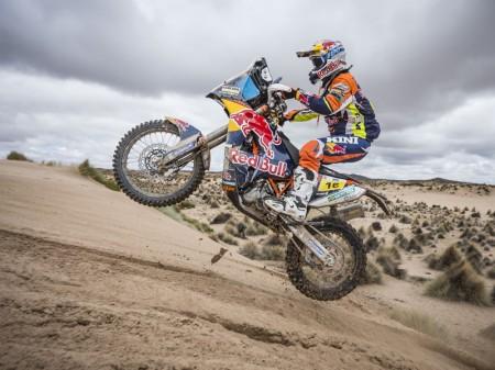 Chile y Perú llaman a las puertas del Dakar 2018