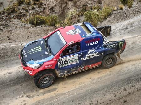 Dakar 2017, repaso: Españoles en coches y camiones