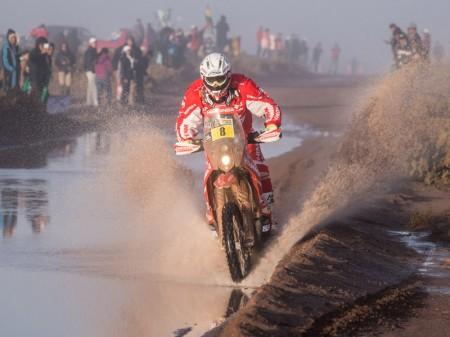 Dakar 2017, repaso: Españoles en motos y quads