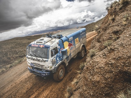 Dakar 2017, etapa 12: Un rally de 'repetidores' y estrenos
