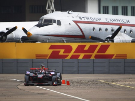 El ePrix de Berlín vuelve al aeropuerto de Tempelhof