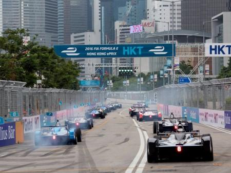 La Fórmula E valora arrancar la 'Season Four' en diciembre