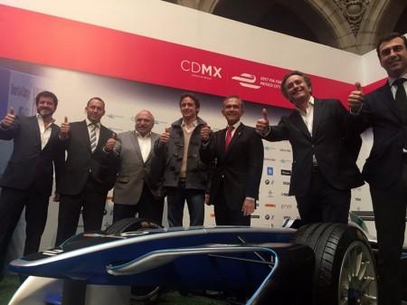 Gutiérrez competirá en la Fórmula E