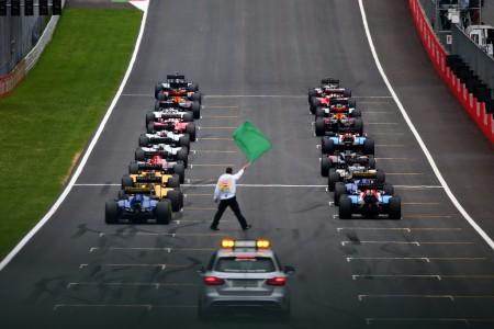 Horarios de los Grandes Premios de Fórmula 1 2017
