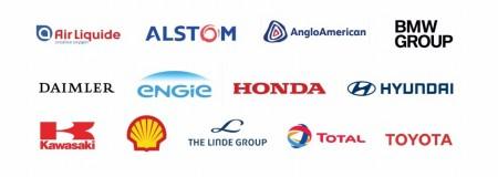 Hydrogen Council representa el apoyo al hidrógeno por 13 compañías