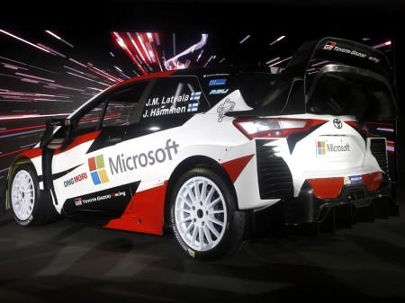 Lista de inscritos del Rally de Montecarlo del WRC