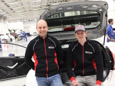 Lista de inscritos del Rally de Suecia del WRC